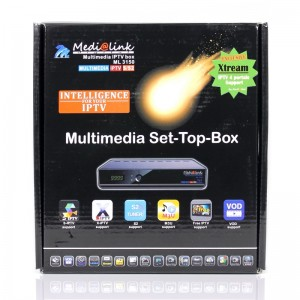 Medi@link ML3150 Mutimedia DVB-S/S2 & IPTV Set Top Box